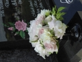 Flowers from Albies grave.jpg